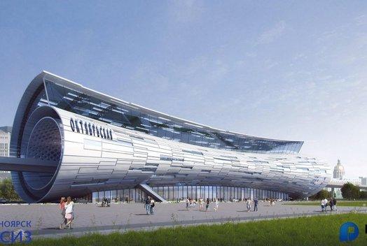 Проект станций красноярского метрополитена