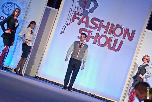 Toyota Krasnoyarsk Fashion Show