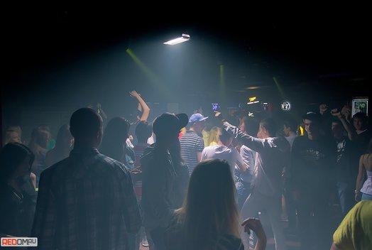 Вечеринка «Vice» в «Иксах»: Capella