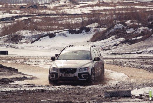 Volvo drive weekend