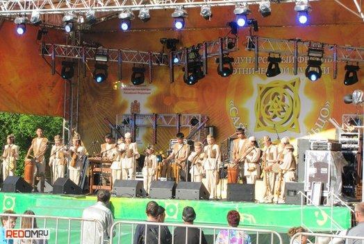 Фестиваль «Саянское кольцо 2011»