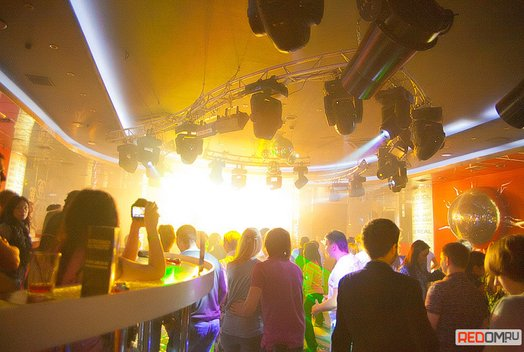 20 апреля в клубе EURO: DVJ Electra