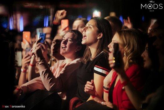 Лёша Свик: Концерт в The Mods bar