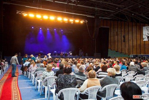 Лара Фабиан: Концерт в Красноярске