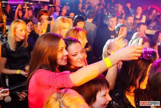 Макс Барских: Концерт в клубе EURO