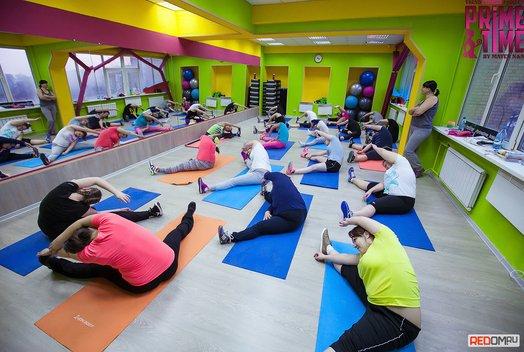 Старт весеннего сезона фитнес-проекта PrimeTime в Красноярск