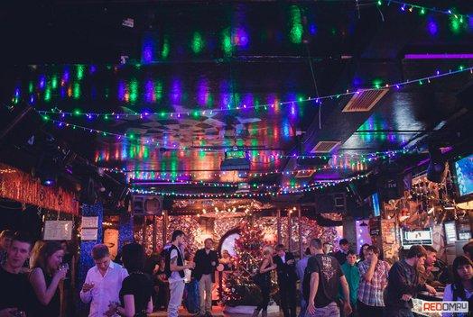 Новогодняя ночь в клубе «Эра»