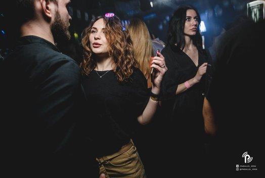 13 марта в клубе «Флэт»: Alexey Union