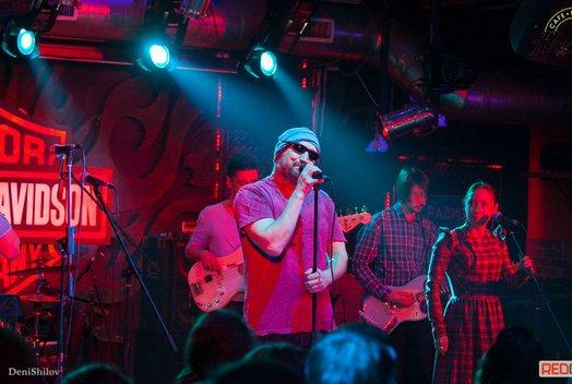Гоша Куценко: Концерт в баре Harley's