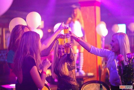 «Белые ночи» в баре «Иксы»: 15 октября