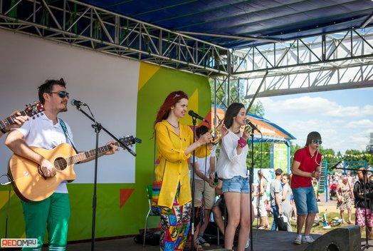 Фестиваль «Зеленый 2016»: 19 июня