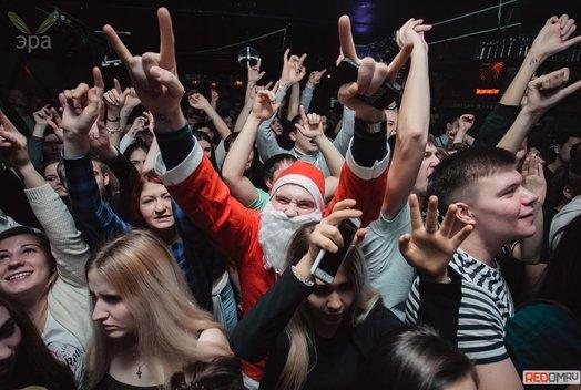 24 декабря в ночном клубе «Эра»: iPod Battle