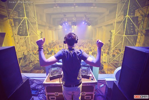 Trancemission: Alex M.O.R.P.H., DJ Feel