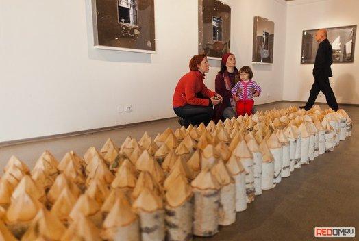 Открытие IX музейной биеннале «Во глубине»