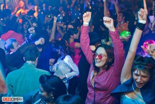 11 декабря в ночном клубе «Эра»: Стиляги