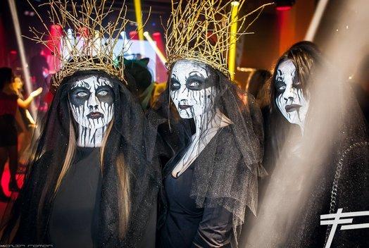 Хэллоуин в кафе-клубе «Романтика»: 27 октября