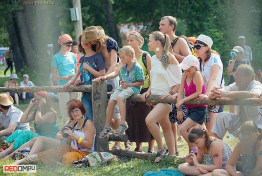 Фестиваль этнической музыки и ремесел «МИР Сибири»: 14 июля