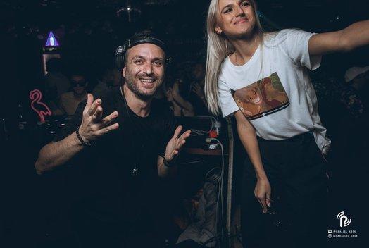 18 октября в клубе «Флэт»: DJ Ruby