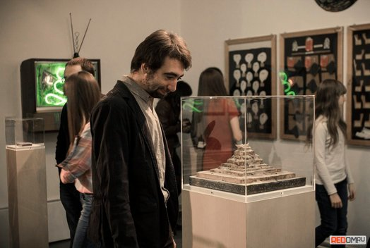 Музейная ночь: Ризома