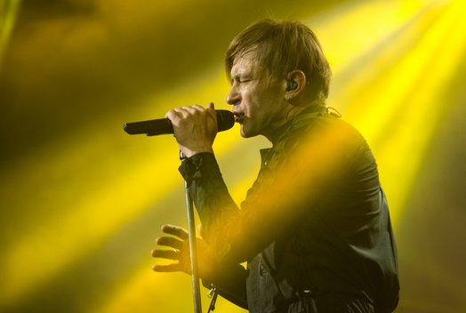 Концерт группы «Би-2» в Красноярске
