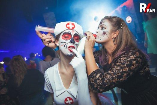 Хэллоуин в RVbar: 26 и 27 октября