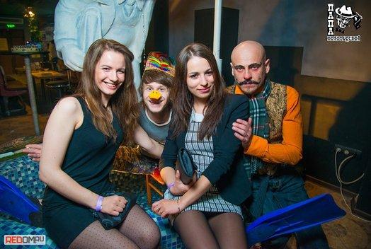 4 и 5 апреля в клубе «Колорадский Папа»: ДурПарад
