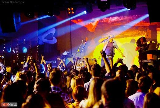 Влади: Концерт в ресторан-баре «Облака»