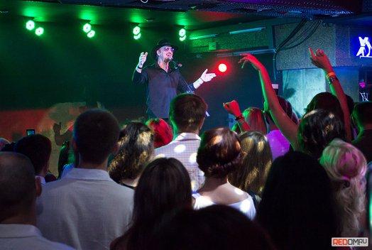 Михаил Боярский: Концерт в баре Loft