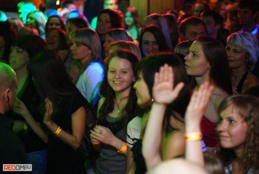 Концерт группы «Градусы» в баре «Иксы»