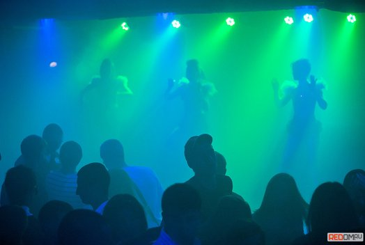 Thursdays Party. Tokyo: DJ Yoji, DJ Takaaki Itoh