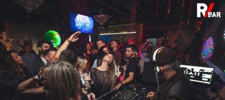 8 декабря в RVbar: DJ List