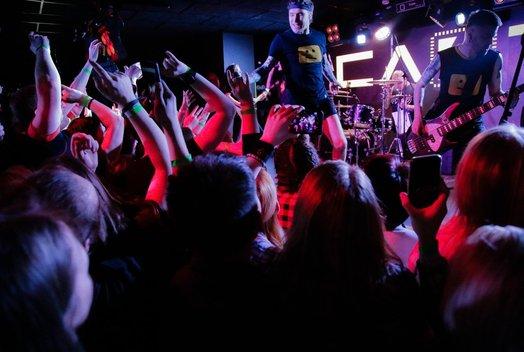 Концерт группы «Слот» в баре The Mods