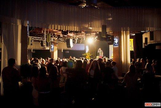 Концерт группы «Бумбокс» в ресторан-баре «Облака»