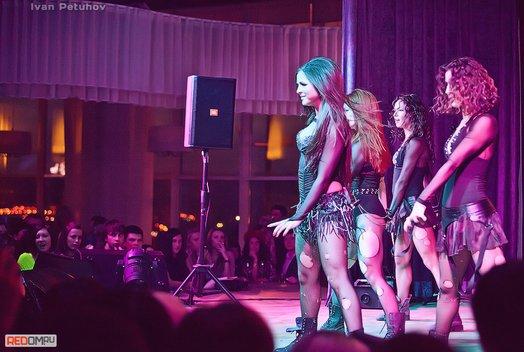 Нюша: Концерт в ресторан-баре «Облака»
