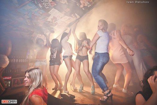 Вечеринка «Vice» в «Иксах»: Milky Jerry (Минск)