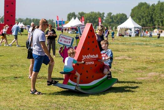 Фестиваль «Зеленый 2019»: 29 июня