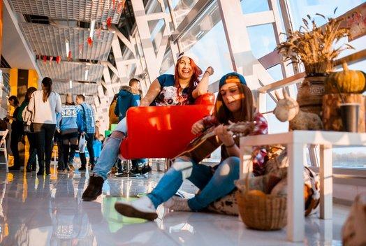 Фестиваль еды и напитков «Рестодэй»: 12 ноября