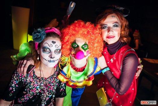 Хэллоуин в баре Loft: 29 октября