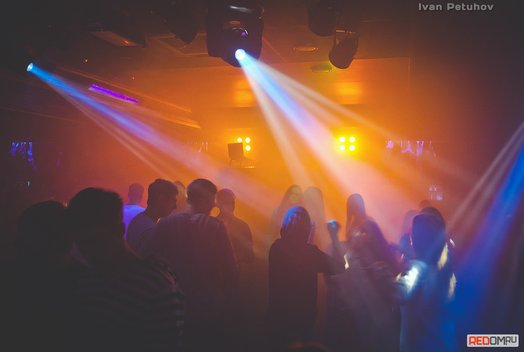 Вечеринка «Vice» в «Иксах»: Yanix