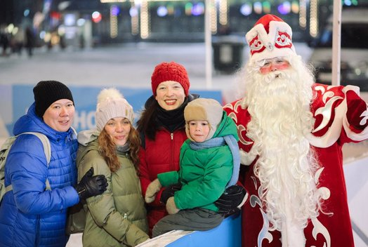 «Белая ярмарка» на Театральной площади: 22 и 23 декабря