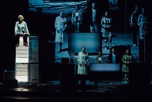 Открытие творческого сезона в Театре Пушкина