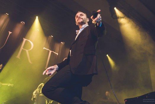 Концерт группы Hurts в Красноярске