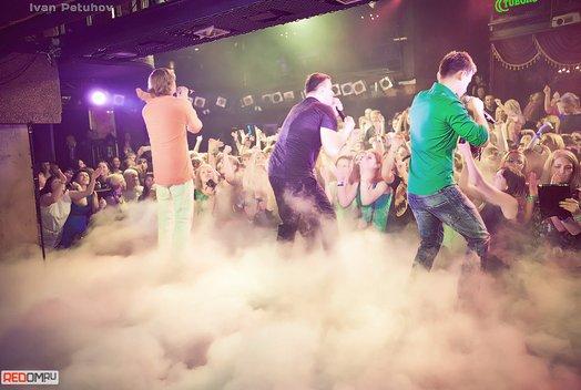 Концерт группы «Иванушки International» в баре Loft