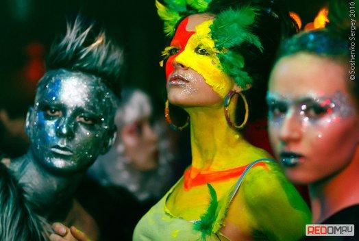 18 декабря в ночном клубе «Эра»: Party monster