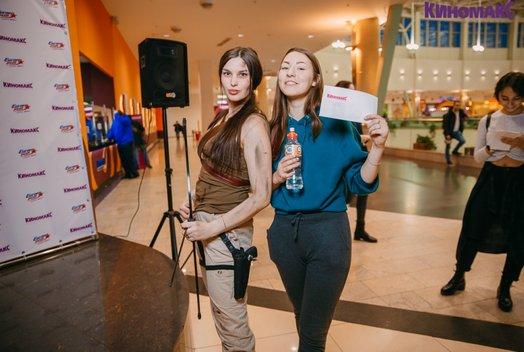 Предпремьерный показ фильма «Tomb Raider: Лара Крофт» в «Киномаксе»