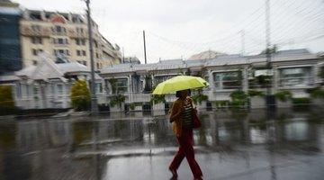 Красноярцев ждет холодный и дождливый июнь