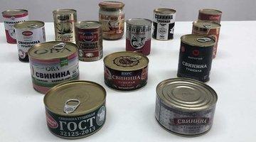 Эксперты ЦСМ забраковали тушенку из красноярских магазинов