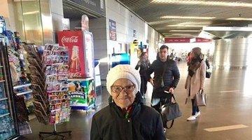 В Красноярске умерла известная путешественница баба Лена