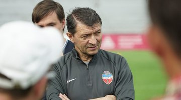 Юрий Газзаев стал главным тренером красноярского ФК «Енисей»