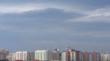 На выходных в Красноярске потеплеет до +8°С